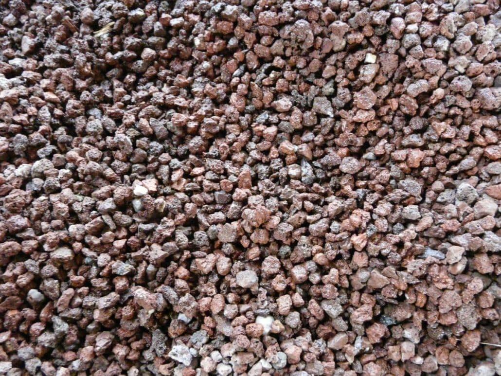 Grava volc nica materiales de jardiner a - Gravas para jardin ...