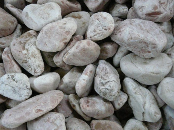 Piedras pequeñas de Canto Rodado